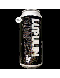 Bière Lupulin Mutant NEIPA 47,3 cl Brasserie Sloop