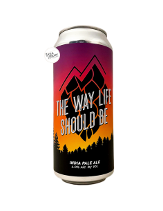 Bière The Way Life Should Be NEIPA 47,3 cl Brasserie Orono