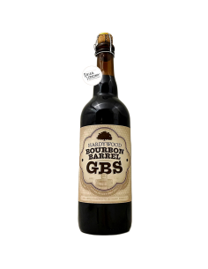 Bière Bourbon Barrel GBS (2020) Imperial Stout 75 cl Brasserie Hardywood