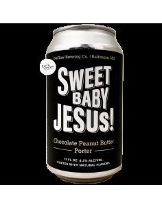 Bière Sweet Baby Jesus! Porter Canette 35,5 cl Brasserie Duclaw