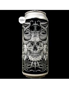 Bière Evangelion XVI armisael Ghost 927 Hazy Triple IPA 47,3 cl Brasserie Adroit Theory