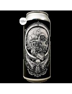 Bière Evangelion XV arael Ghost 914 Hazy Triple IPA 47,3 cl Brasserie Adroit Theory