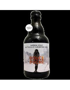 Bière Douce Buche Imperial Stout 33 cl Brasseurs Cueilleurs