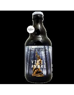 Bière Vieil Arbre Rousse Sauvage 33 cl Brasseurs Cueilleurs