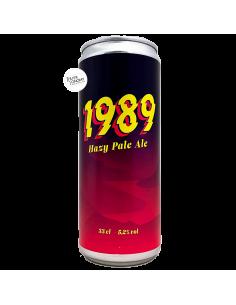 Bière Hazy Pale Ale 33 cl Brasserie 1989 Brewing