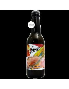 Bière Fenêtre En Face New England IPA 33 cl Brasserie Fauve