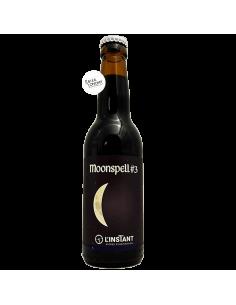 Bière Moonspell 3 Imperial Milk Stout 33 cl Brasserie L'Instant
