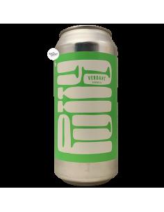 Bière Putty DIPA 44 cl Brasserie Verdant Brewing