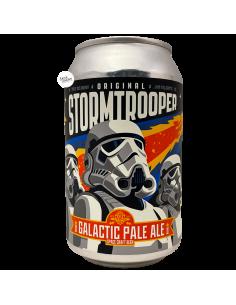 Bière Galactic Pale Ale Original Stormtrooper 33 cl Brasserie Vocation