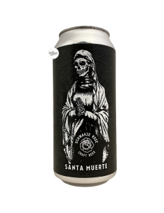 Bière Santa Muerte Imperial Stout 44 cl Brasserie Schwarze Rose