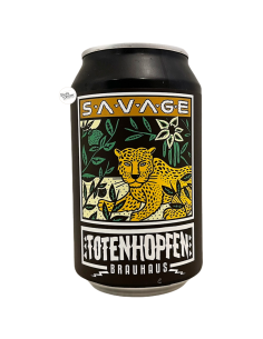 Bière Savage Imperial Pastry Sour 33 cl Brasserie Totenhopfen