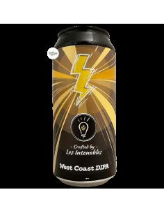 Bière Mr. Zeus West Coast DIPA 44 cl Brasserie Les Intenables