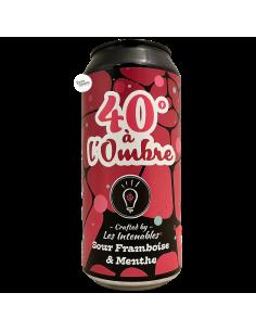 Bière 40° à L'Ombre Sour 44 cl Brasserie Les Intenables