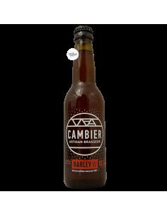 Bière BARLEY W BONS VOEUX 33 cl Brasserie Cambier