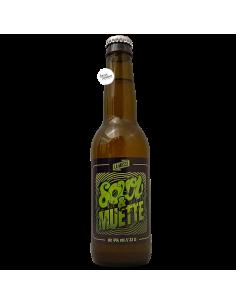 Bière Sour & Muette 33 cl Brasserie La Muette