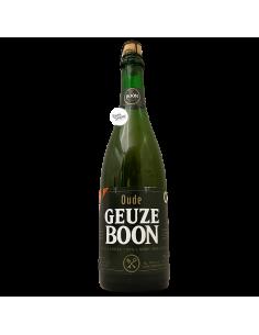 Bière Oude Geuze 75 cl Brasserie Brouwerij Boon