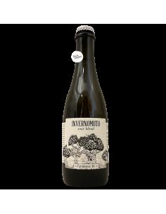 Bière Invernomuto Wild Farmhouse Ale Sour Blend 37,5 cl Brasserie Ca' del Brado
