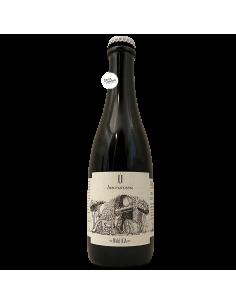 Bière Û baccarossa Wild Italian Grape Ale 37,5 cl Brasserie Ca' del Brado