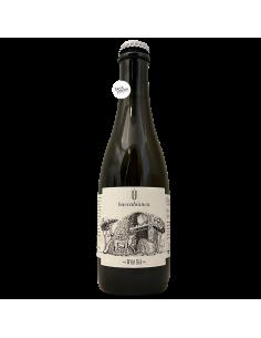 Bière Û baccabianca Wild Italian Grape Ale 37,5 cl Brasserie Ca' del Brado