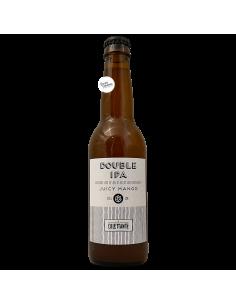 Bière Double IPA Juicy Mango 33 cl Brasserie La Dilettante