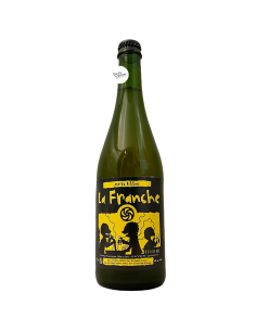 Bière XXYZ Bitter 75 cl Brasserie La Franche