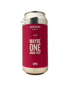 Bière Maybe One More Psi? DIPA 44 cl Brasserie Verdant