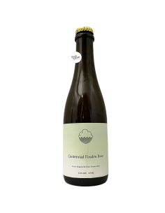 Bière Centennial Foudre Beer Extra Hopped Bretted 37,5 cl Brasserie Cloudwater