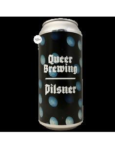 Bière Tiny Dots Pilsner 44 cl Queer Brewing