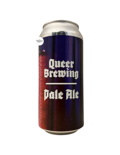 Bière Existence As A Radical Act Pale Ale 44 cl Queer Brewing