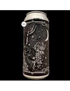 Bière Evangelion XIV Zeruel Ghost 891 Hazy Triple IPA 47,3 cl Brasserie Adroit Theory