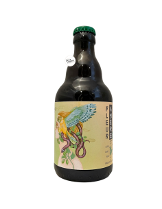 Bière Fleur Amère IPA 33 cl Brasserie Brasseurs Cueilleurs