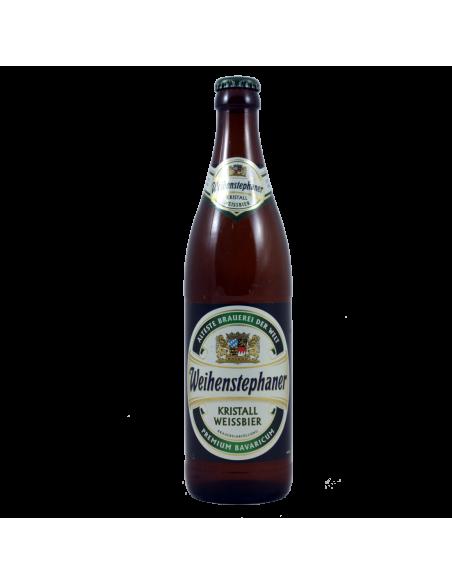 Kristallweissbier - 50 cl - Weihenstephaner