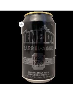 Bière Bourbon Barrel Aged Ten FIDY Imperial Stout 35,5 cl Brasserie Oskar Blues