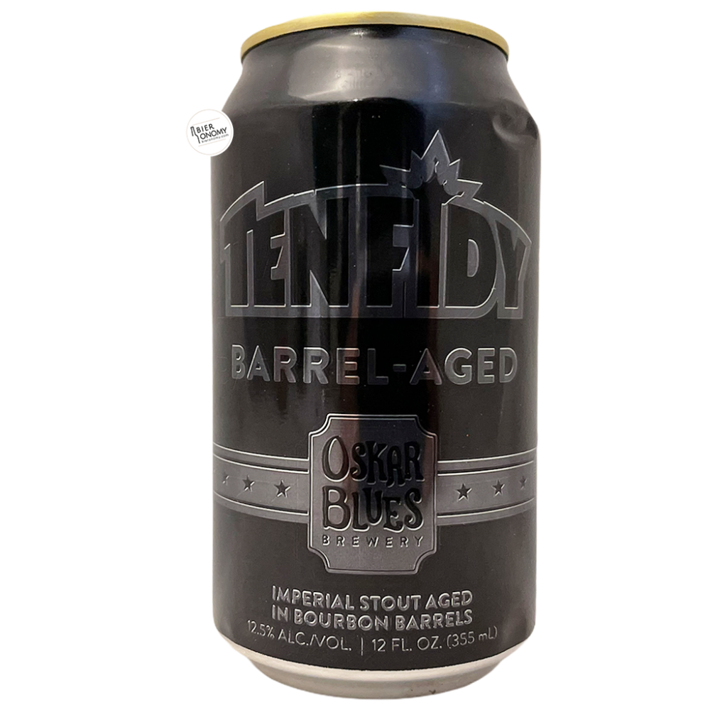 Bière Bourbon Barrel Aged Ten FIDY Imperial Stout 35,5 cl Brasserie Oskar Blues