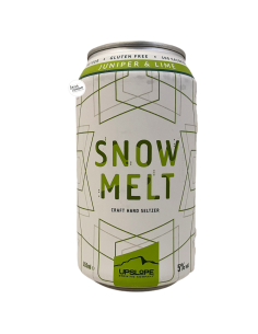 Snow Melt Juniper And Lime Hard Seltzer 35,5 cl Upslope
