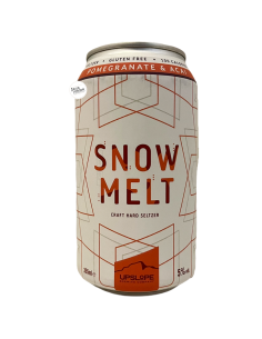 Snow Melt Pomegranate and Acai Hard Seltzer 35,5 cl Upslope
