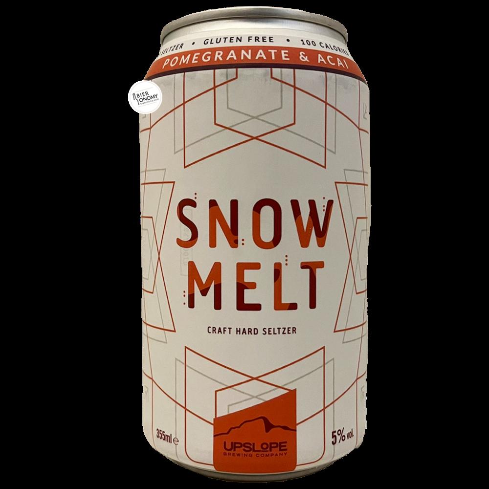 Snow Melt Pomegranate and Acai Hard Seltzer 35,5 cl Upslope