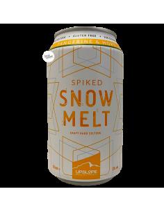 Spiked Snow Melt Tangerine & Hops Hard Seltzer 35,5 cl Upslope
