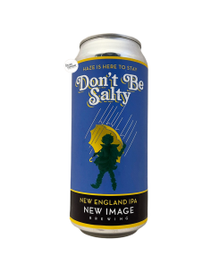 Bière Don't Be Salty NEIPA 47,3 cl Brasserie New Image