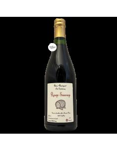 Bière Rouge Sauvage Barriquée Chardonnay 75 cl Brasserie Thiriez