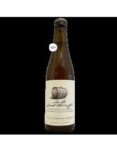 Bière Double Apricot Stonington NE Wild Saison Aged 33 cl Brasserie Trillium