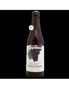 Bière Fated Farmer Concord Grape Barrel Fermented Wild Ale 33 cl Brasserie Trillium