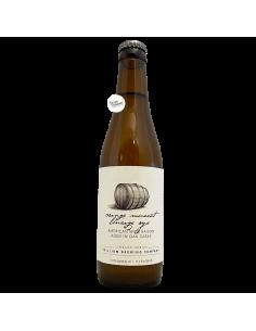 Bière Orange Muscat Lineage Rye American Wild Saison Aged In Oak Casks 33 cl Brasserie Trillium