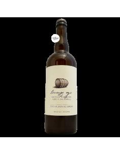 Bière Lineage Rye American Wild Saison Aged In Oak Barrels 75 cl Brasserie Trillium