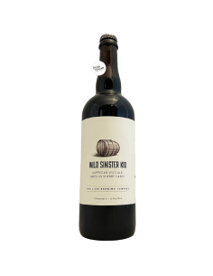 Bière Wild Sinister Kid American Wild Ale Aged In Sherry Casks 75 cl Brasserie Trillium