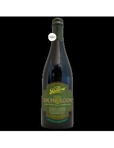 Bière Chronology 18 Imperial Porter 2017 Bourbon BA 75 cl Brasserie The Bruery