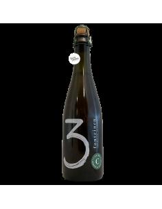 Bière Oude Geuze Cuvée Armand & Gaston season 17/18 Blend No. 79 37,5 cl 3 Fonteinen