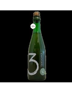 Bière Oude Geuze season 17/18 Blend No. 43 37,5 cl 3 Fonteinen