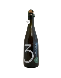 Bière Oude Geuze Cuvée Armand & Gaston season 17/18 Blend No. 11 37,5 cl 3 Fonteinen