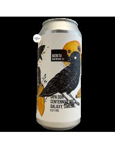 Bière DIPA DDH Centennial BBC Galaxy Simcoe 44 cl Brasserie Bereta